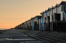 Beach Huts, Frinton-on-Sea