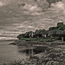 Dunolie Castle